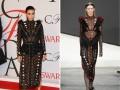 Звезды против моделей: Кто лучше выглядит в дизайнерских вещах