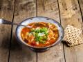 Как приготовить итальянский суп минестроне