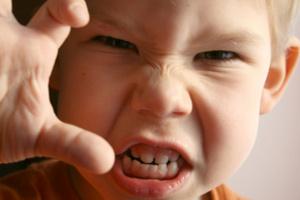 Откуда родом детская агрессия?