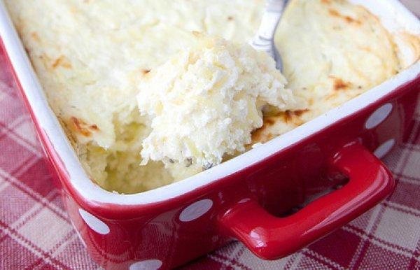 Рецепт                  Летняя запеканка из кабачков с сыром