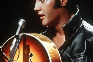 "Схема вышивки  ""Elvis Presley "" ."