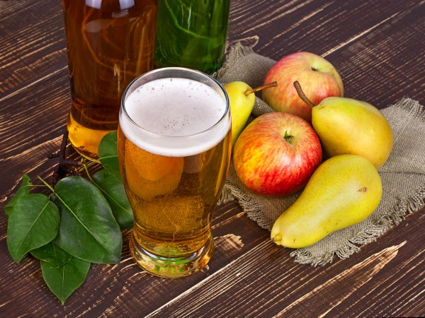 Рецепт                  Грушево-яблочный коктейль от Марты Стюарт