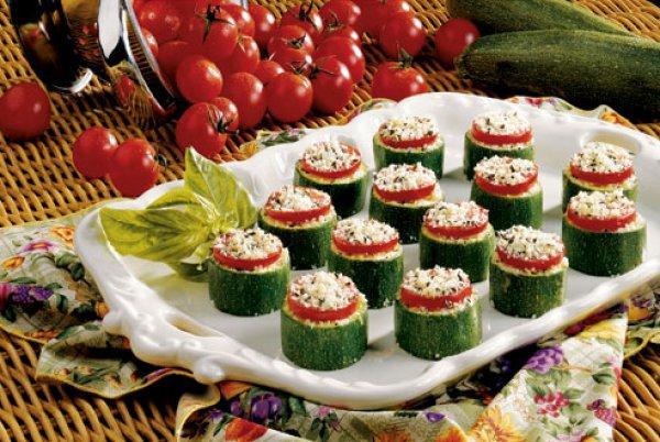 Рецепт                  Летние закуски из кабачков: ТОП-5 рецептов