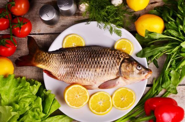 Рыбу во время поста можно есть всего два раза