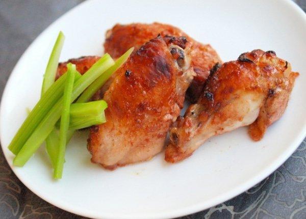 Рецепт                  Куриные крылья по-шанхайски