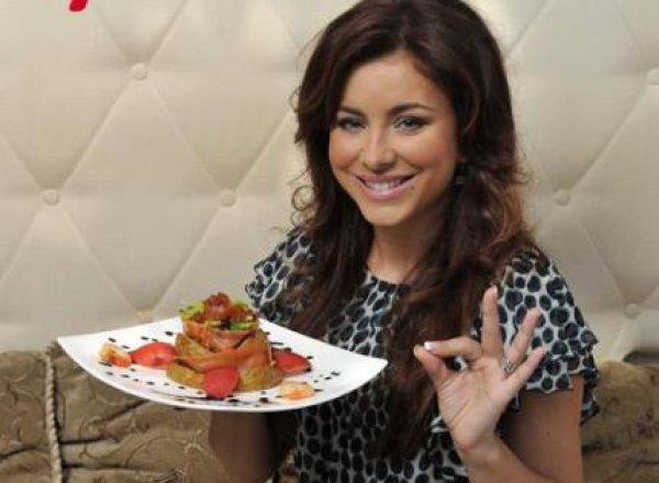 Рецепт                  Фруктовый салат от Ани Лорак