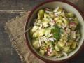 Постный салат из редиса: три вкусные идеи