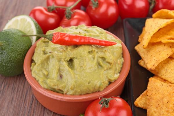 Рецепт                  Гуакамоле - соус из авокадо