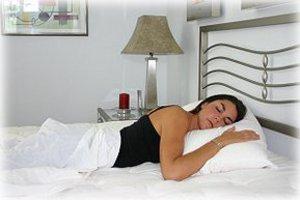 Почему нельзя мужчинам спать на животе