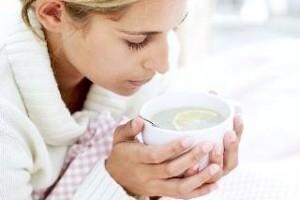 Чтобы уберечься от простуды, нужно пить много жидкости