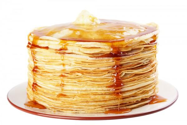 Рецепт                  Масленица 2015: Как приготовить блины на кефире