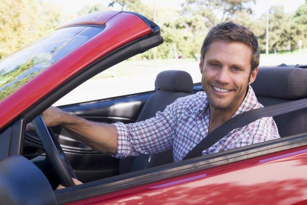 Определи его характер по его авто