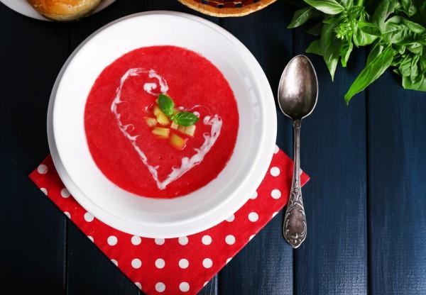 Рецепт                  Свекольный суп для похудения