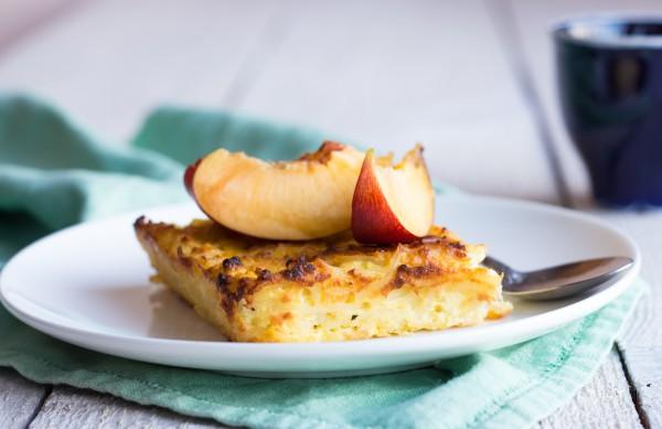 Рецепт                  Творожная запеканка с макаронами