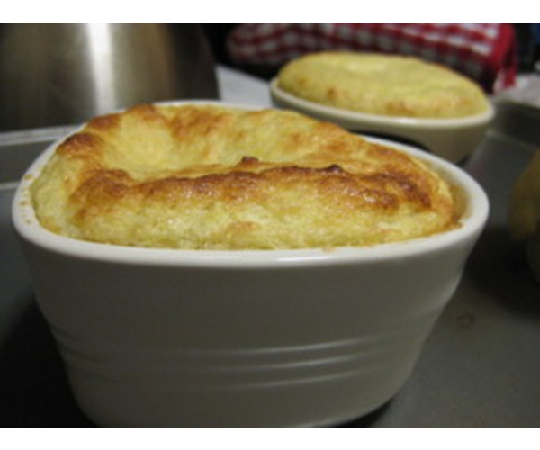 Рецепт                  Яблочное суфле