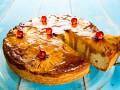 Как приготовить перевернутый пирог с ананасами