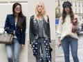 8 стильных образов с одной парой джинсов