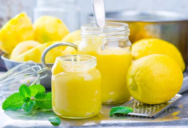 Рецепт                  Лимонный курд: Рецепт