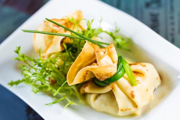 Рецепт                  Масленица 2015: Блинные мешочки с мясом