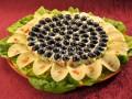 Новогодние рецепты: Салат Подсолнух