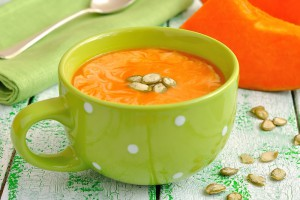 Добавь в суп тыквенные семечки