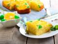 Зимний пирог с апельсинами