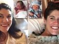 Сестры-близнецы родили первенцев в одно и то же время
