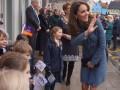 Кейт Миддлтон посетила открытие магазина благотворительного фонда