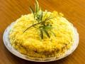 Рецепты на 8 марта: как приготовить торт Мимоза