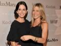 Развод Джоли Питта: Кортни Кокс заступилась за Дженнифер Энистон