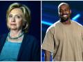 Хиллари Клинтон пообещала Канье Уэсту место в правительстве