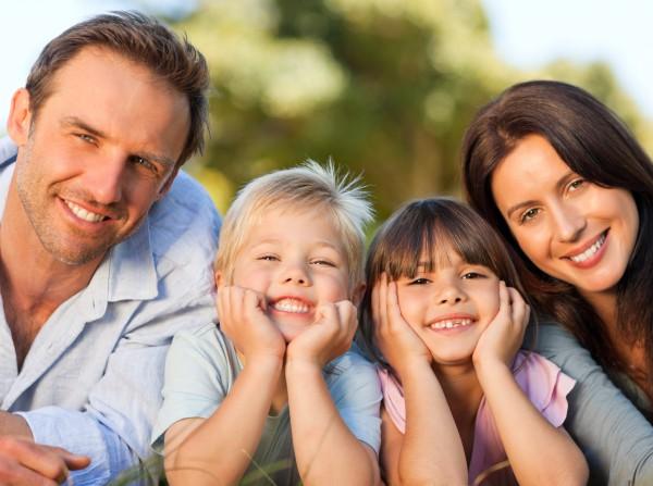 Пусть твоя семья будет здоровой и счастливой