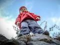 Малыш боится высоты: Что делать