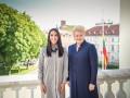Джамала встретилась с президентом Литвы