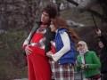В Одессе состоялась мировая премьера комедии с беременным Дюжевым