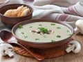 Постный суп с грибами: три вкусные идеи