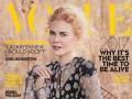Николь Кидман снялась для Vogue Australia