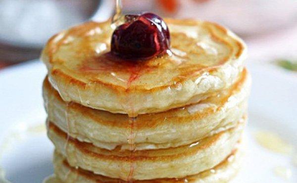 Рецепт                  Ароматные оладьи на завтрак