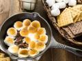 Как приготовить зефирно-шоколадный дип