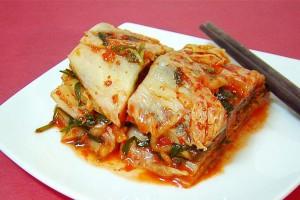 Кимчи - корейская острая ферментированная капуста