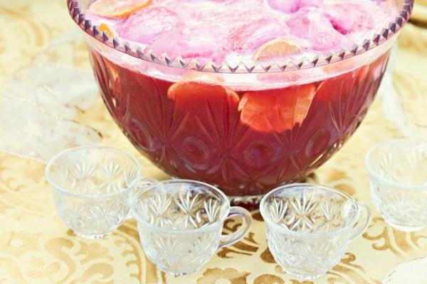 Рецепт                  Зимний пунш из сицилийских апельсинов