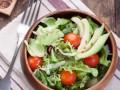 Постные салаты из овощей: ТОП-5 рецептов