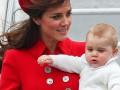 Принц Кембриджский празднует свой первый день рождения