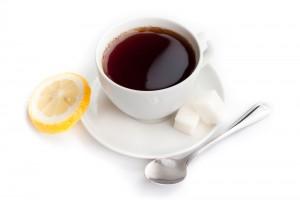 Сладкие напитки, например такие, как чай или кофе с сахаром...