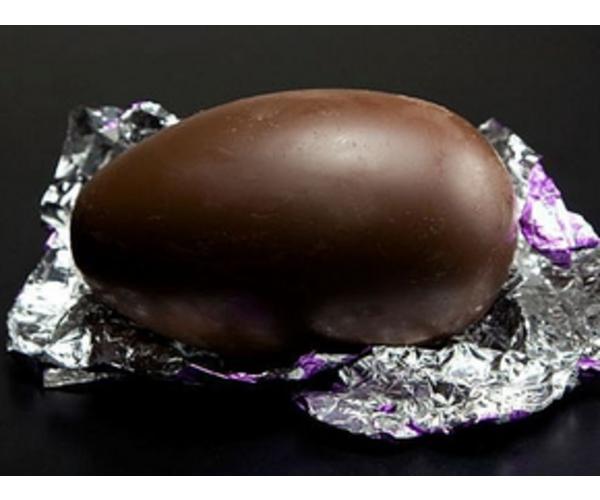 Рецепт                  Пасхальное шоколадное яйцо