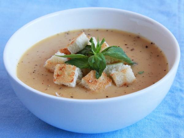 Рецепт                  Тыквенно-картофельный суп