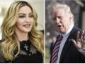 Дональд Трамп назвал Мадонну отвратительной