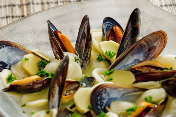 Итальянский привет: орекьетте с морепродуктами