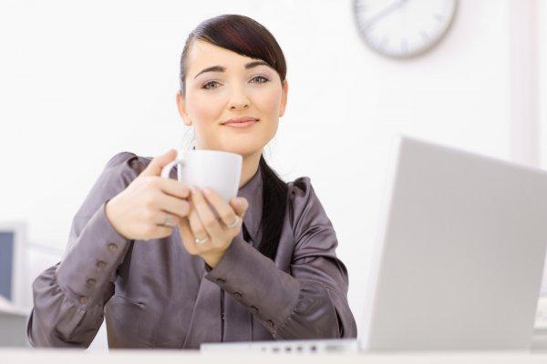 Кофе поможет тебе достичь карьерных высот