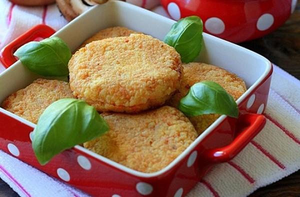 Рецепт                  Постные котлеты из капусты и моркови